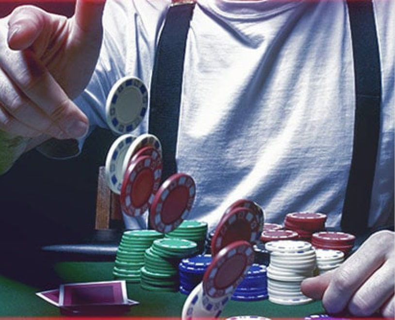 Bluffing in poker - Ignition Casino