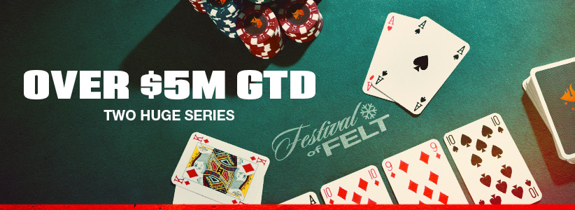 Over $5M GTD