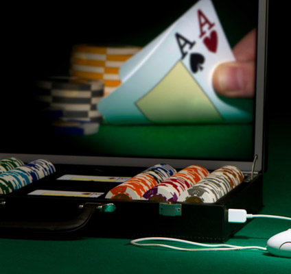 Read this check list to learn how to play online poker!