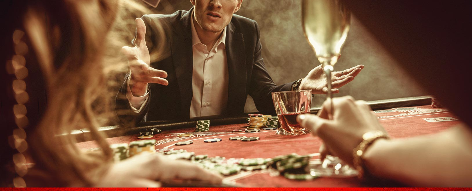 Online Poker Tips : How to Manage Tilt at the Poker Table
