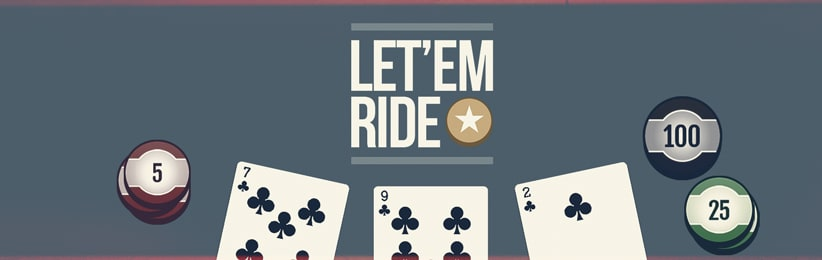 Table Game Review: Taking a look at Let 'Em Ride