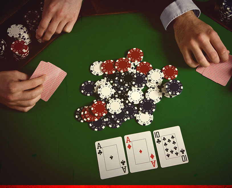 Texas Hold'em Poker Strategy